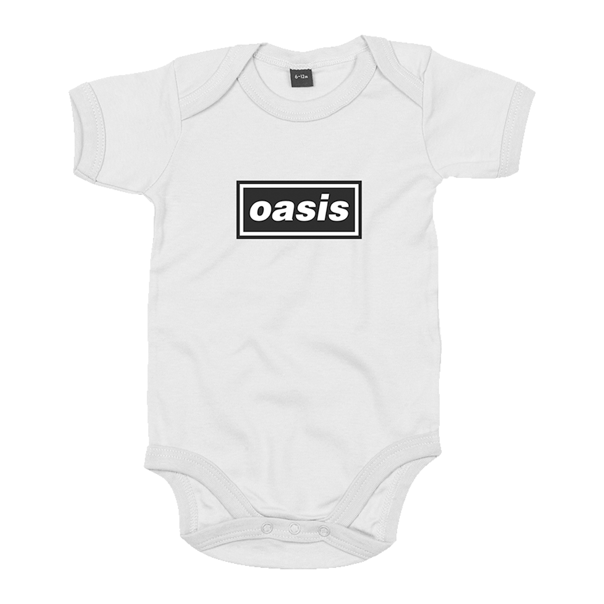 Buy Online Oasis - Baby Grow (White)