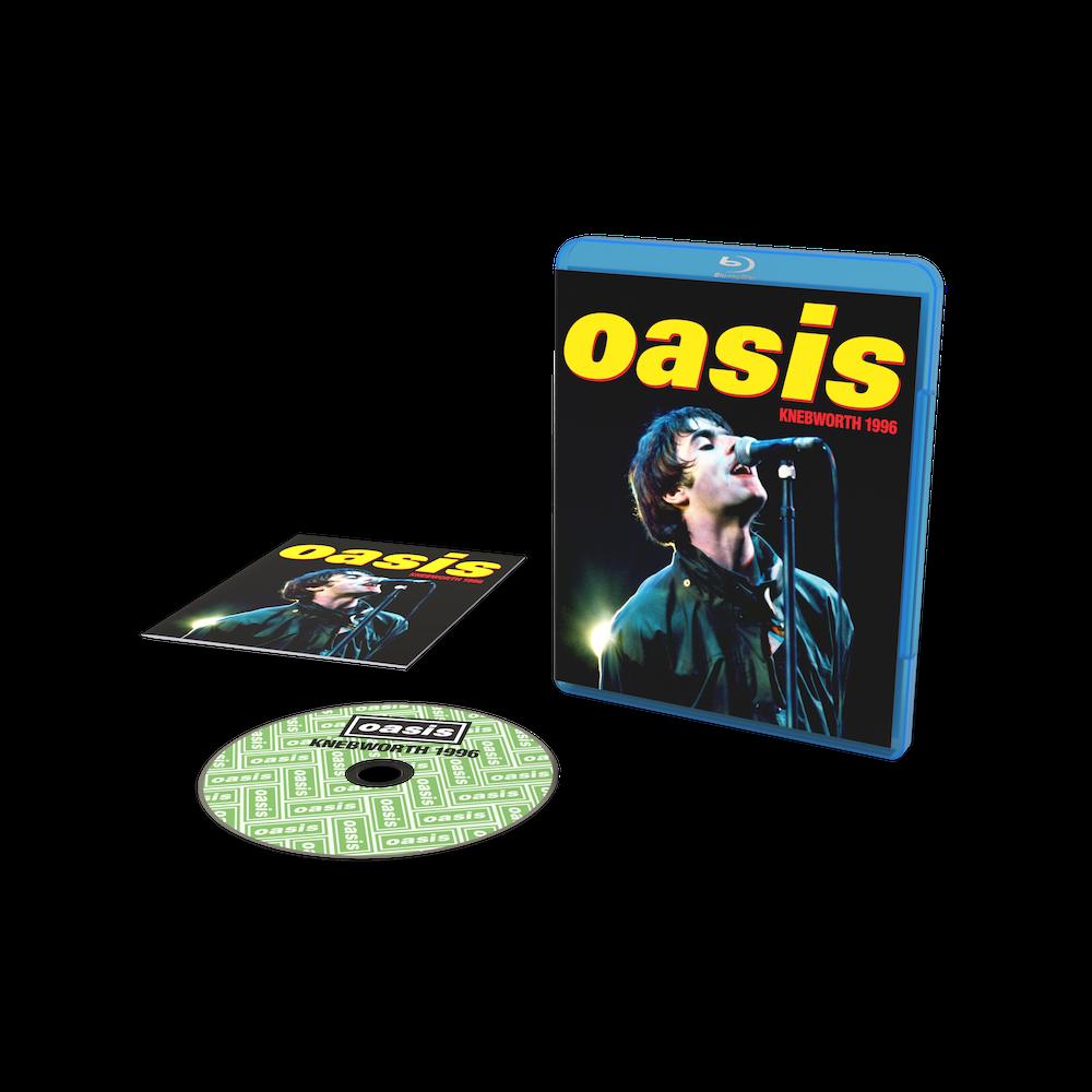 Buy Online Oasis - Knebworth 1996 Blu-Ray