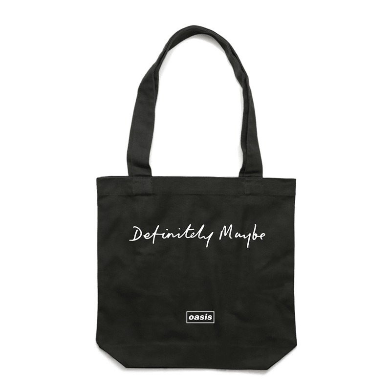 Buy Online Oasis - Definitely Maybe Tote Bag