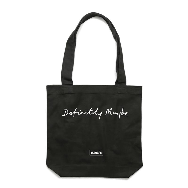 Buy Online Oasis - Definitely Maybe Tote Bag