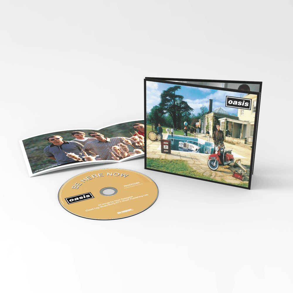 Buy Online Oasis - Be Here Now