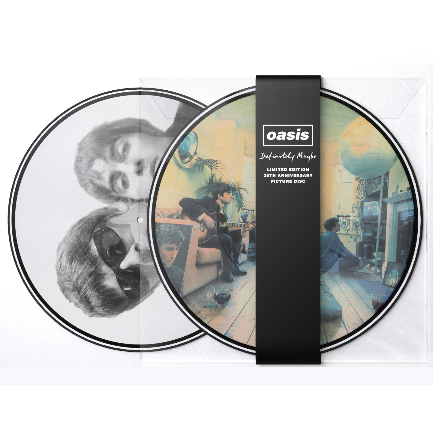Definitely Maybe Picture Disc