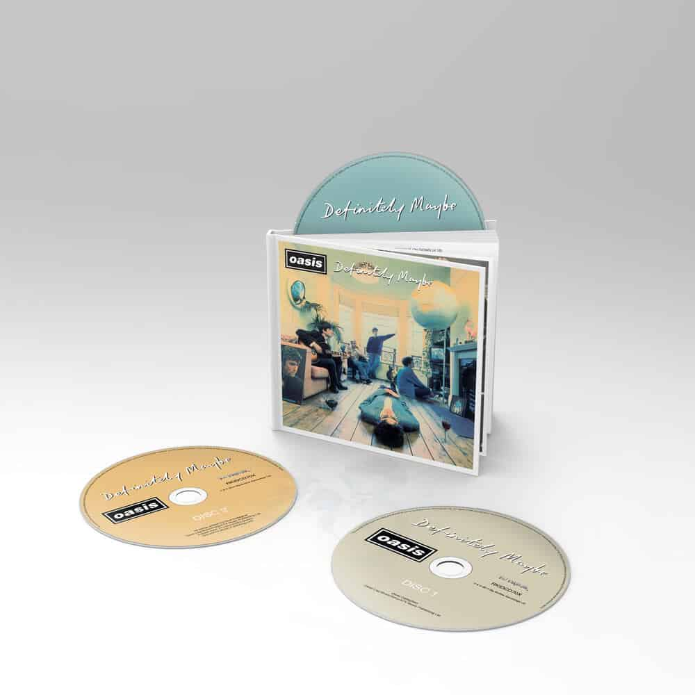 Buy Online Oasis - Definitely Maybe Deluxe