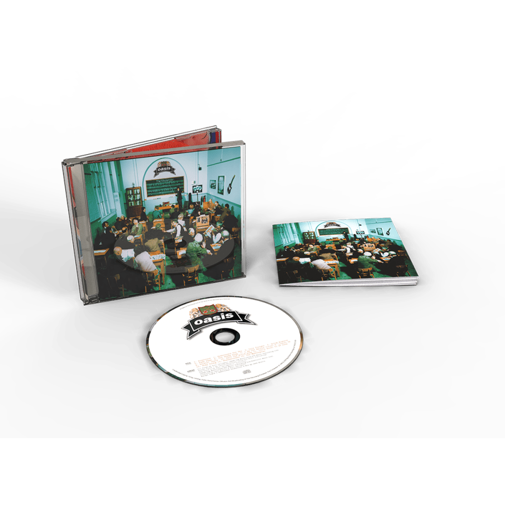 Buy Online Oasis - The Masterplan