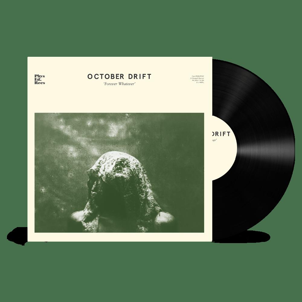 Buy Online October Drift - 'Forever Whatever' Black Heavyweight 180g Vinyl
