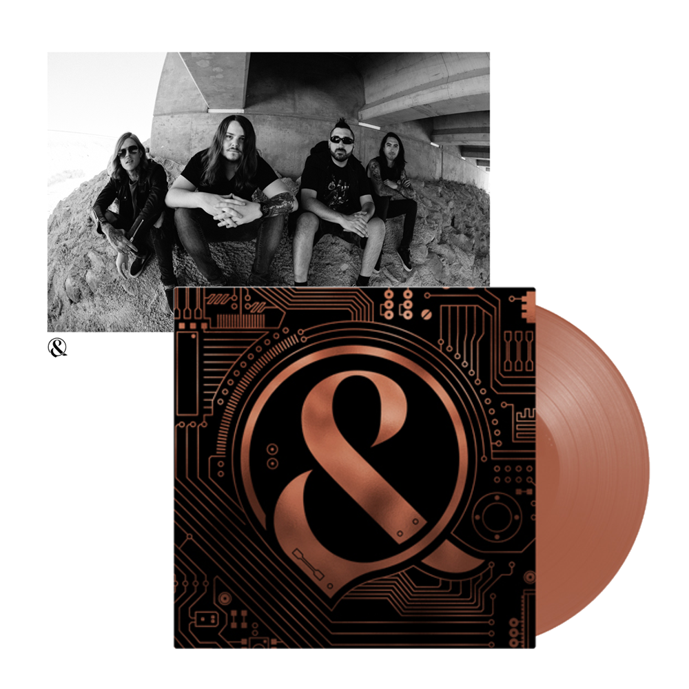 Buy Online Of Mice & Men - Defy Bronze + Signed A4 Photograph
