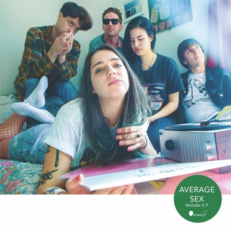 Buy Online Average Sex - Melodie (Signed)