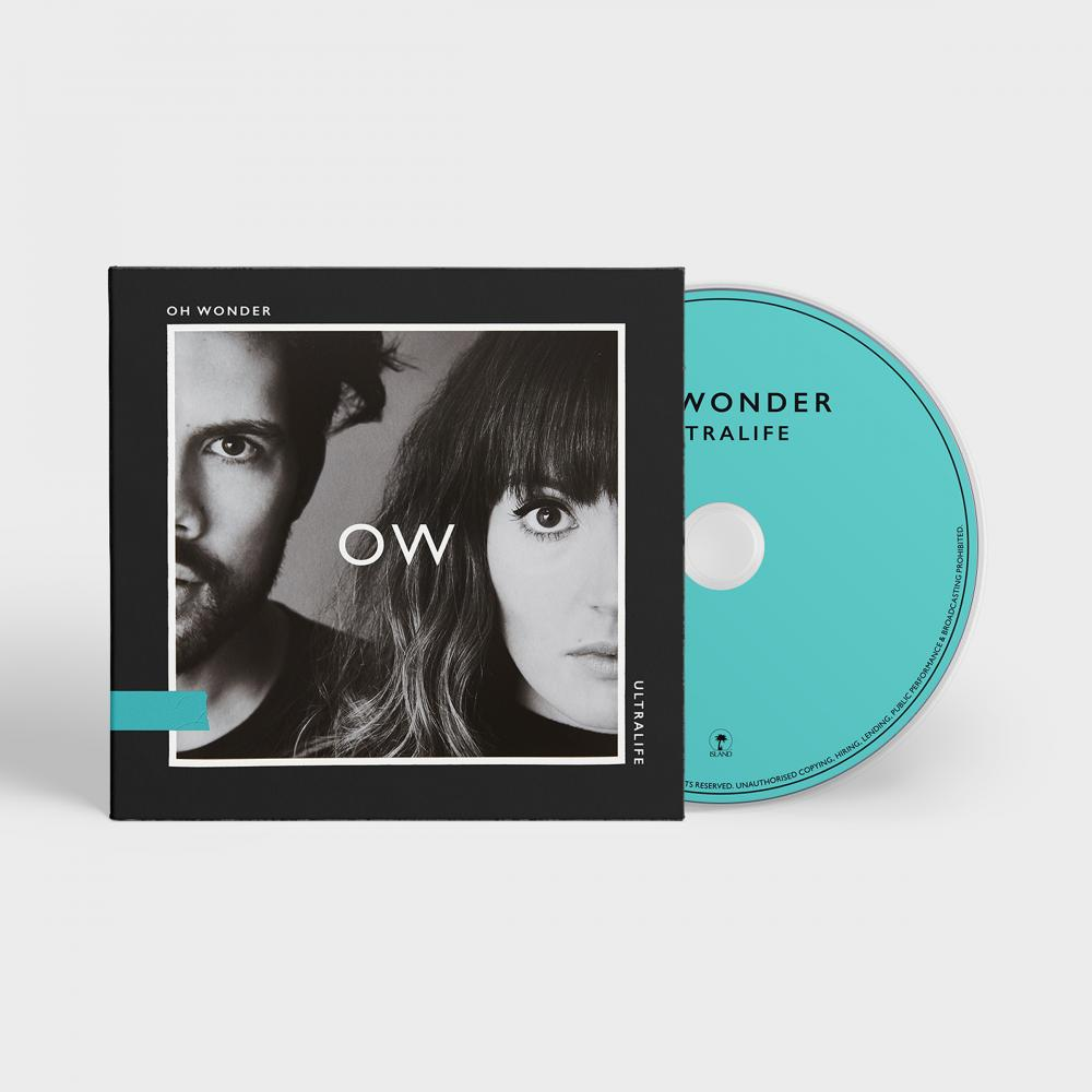 Buy Online Oh Wonder - Ultralife CD Album (Signed)