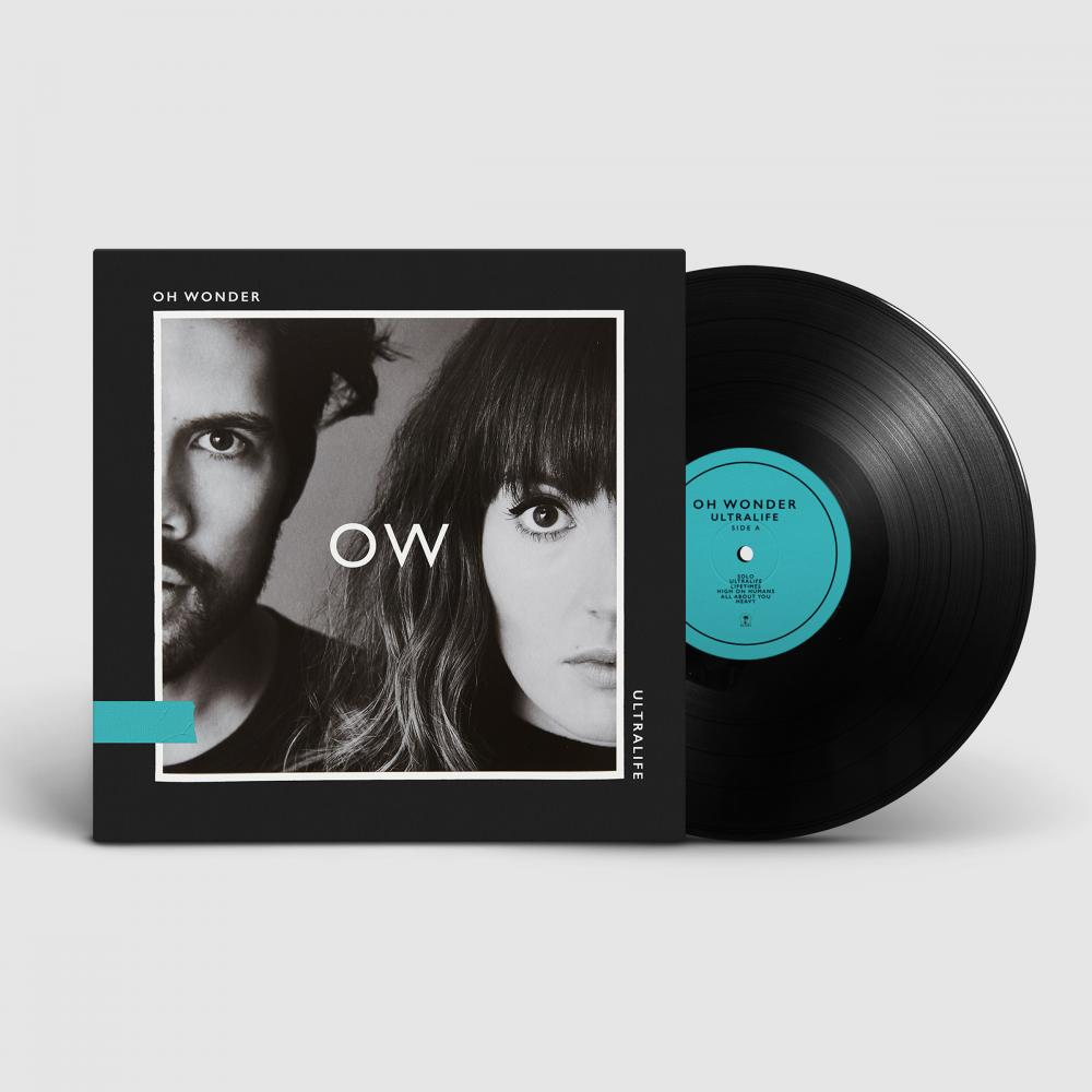 Buy Online Oh Wonder - Ultralife Vinyl LP (Signed)