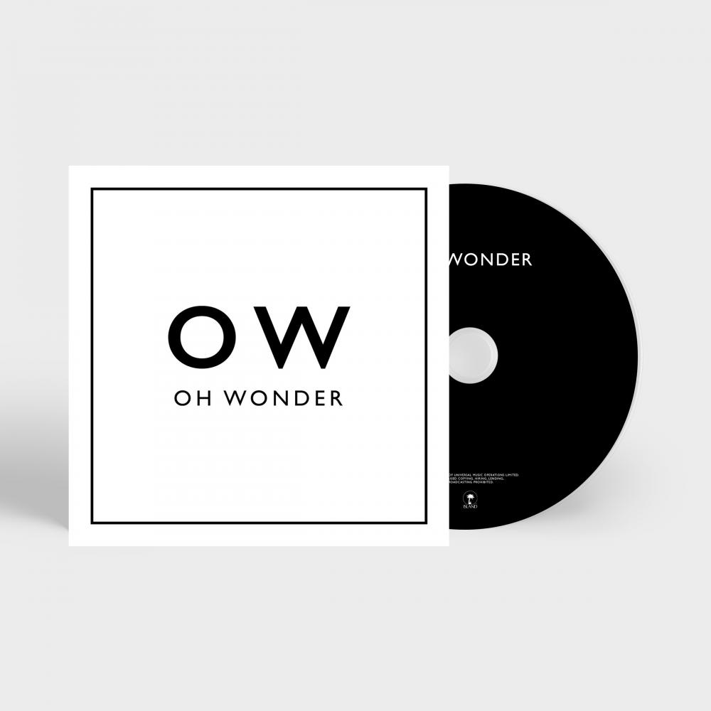 Buy Online Oh Wonder - Oh Wonder CD Album