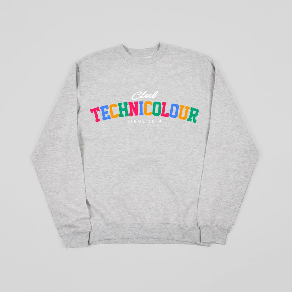 Buy Online Oh Wonder - Technicolour Club Jumper