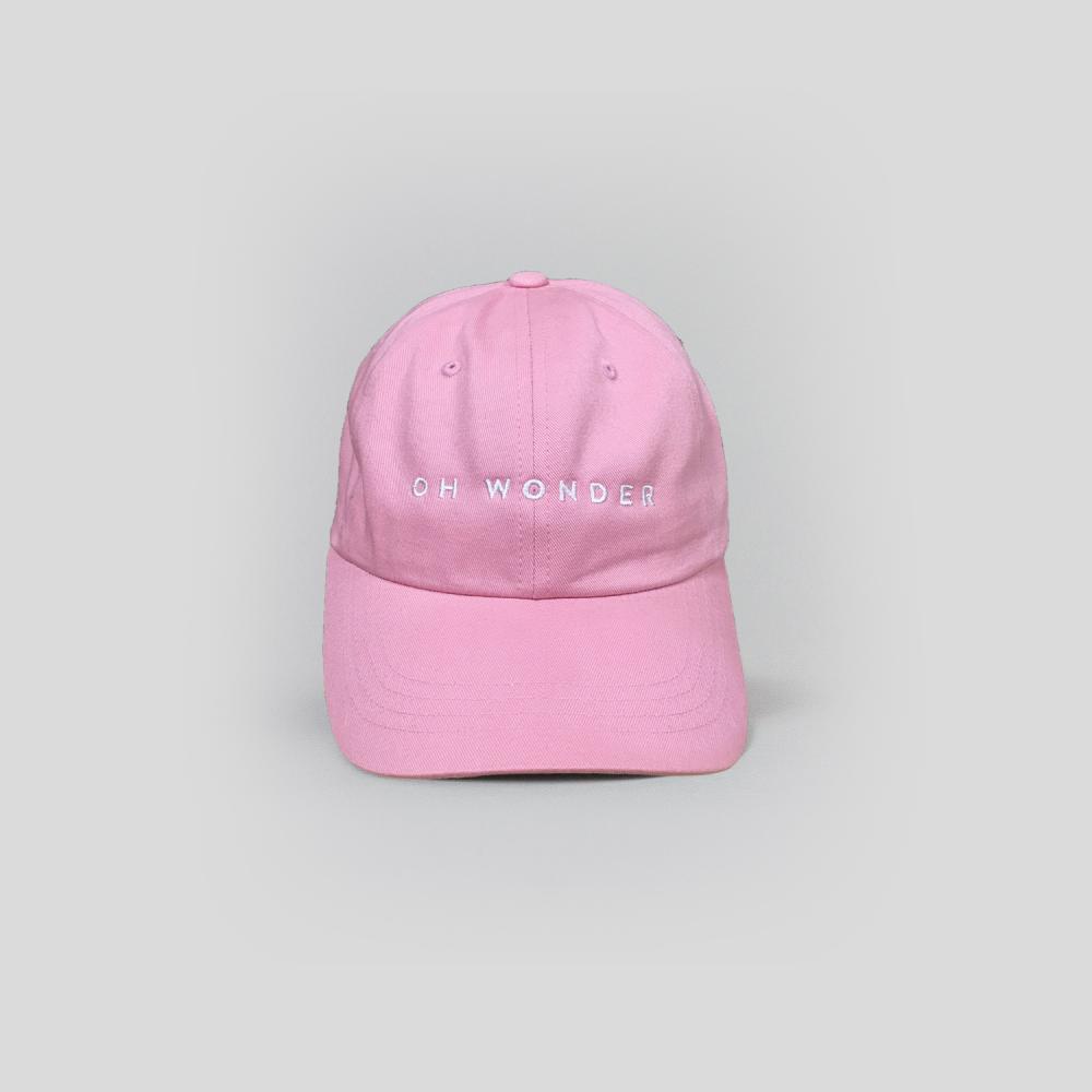 Buy Online Oh Wonder - Pink Cap