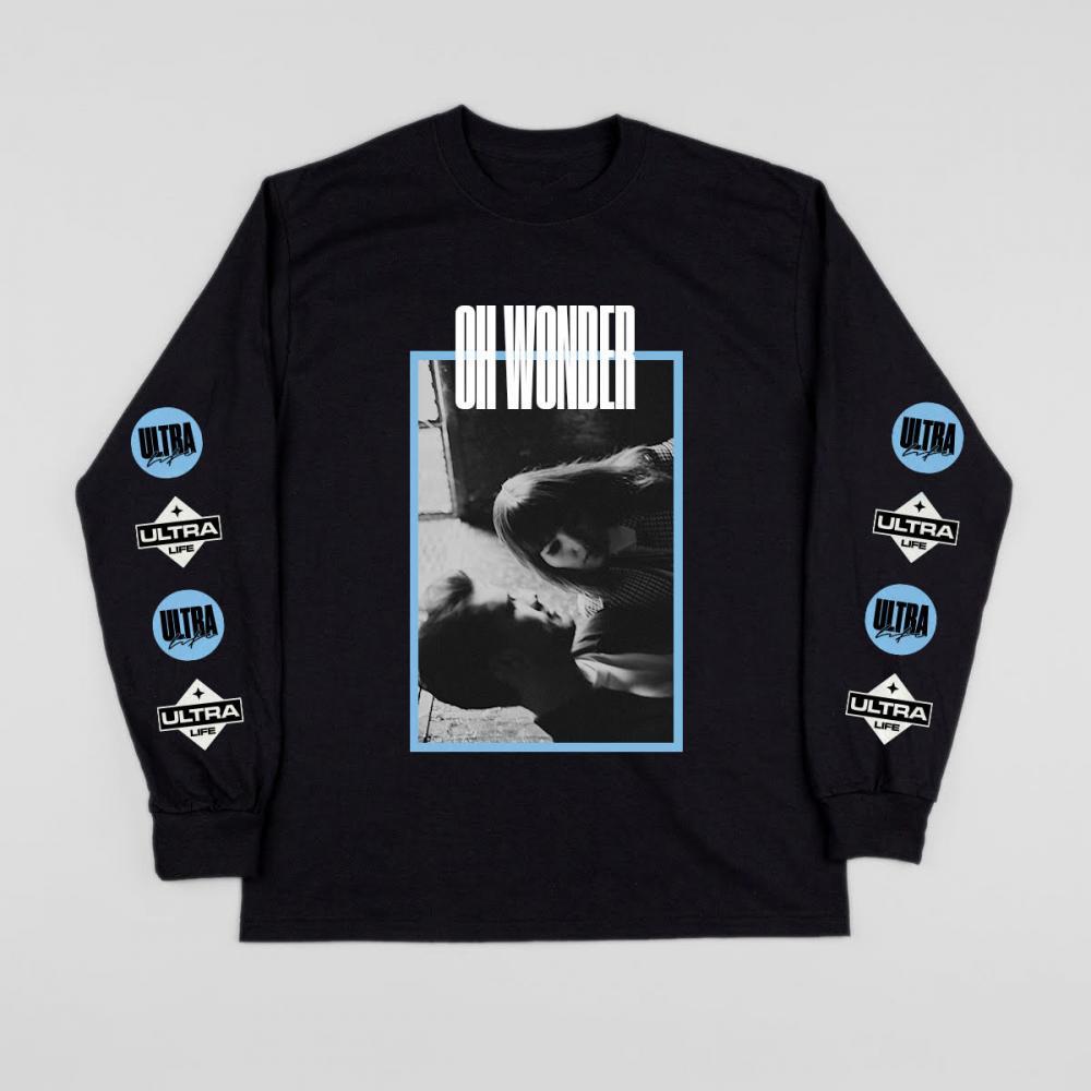 Buy Online Oh Wonder - Long-Sleeve T-Shirt
