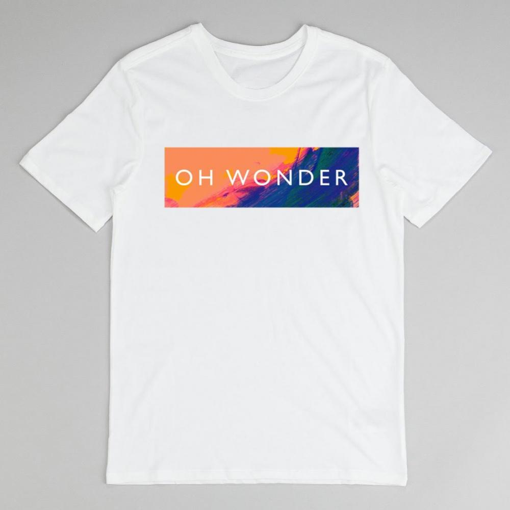 Buy Online Oh Wonder - European Tour T-Shirt