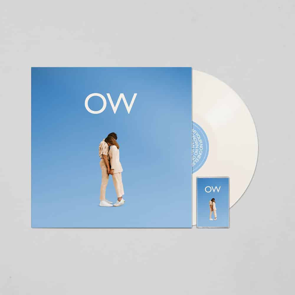 Buy Online Oh Wonder - No One Else Can Wear Your Crown Exclusive White Vinyl + Cassette