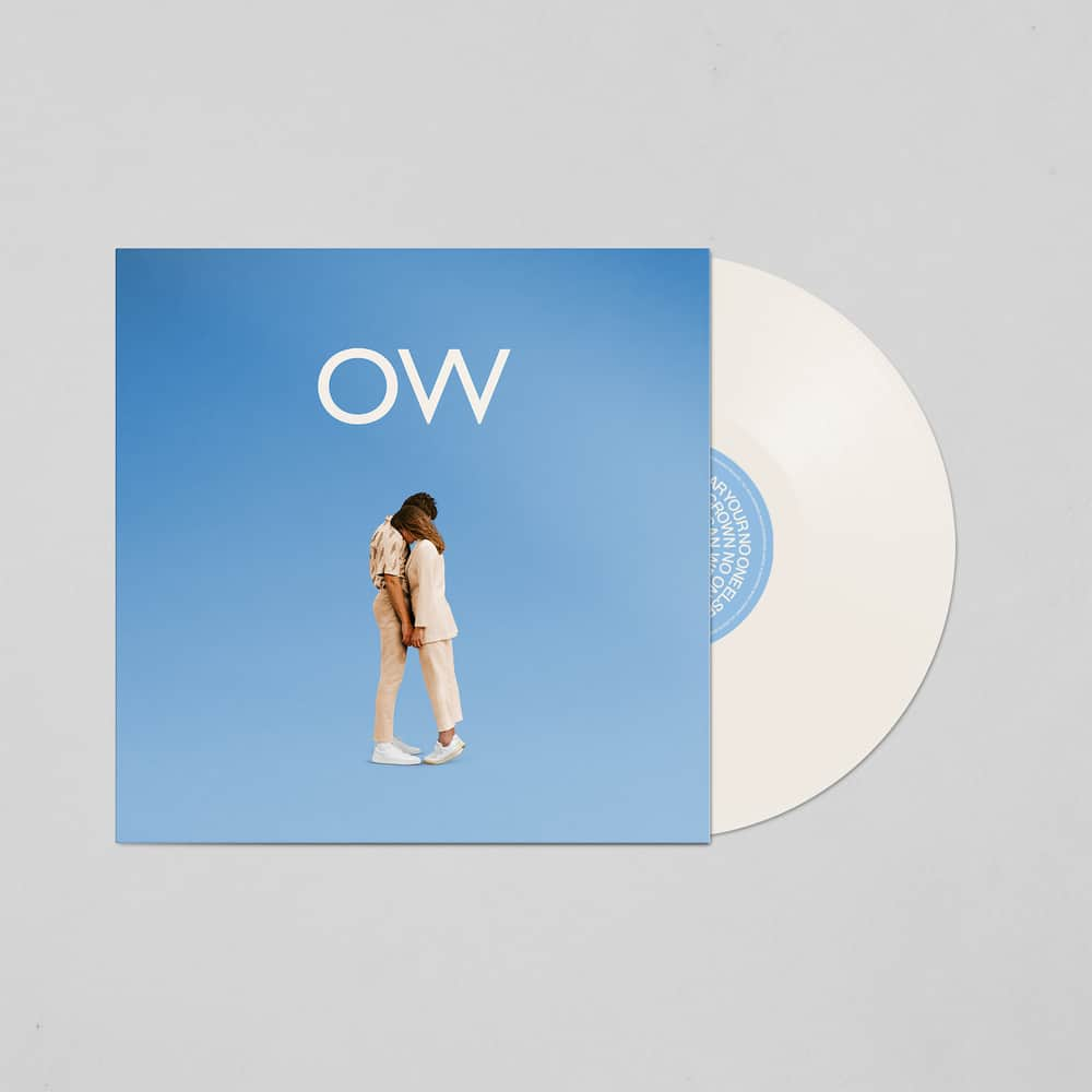 Buy Online Oh Wonder - No One Else Can Wear Your Crown Exclusive White Vinyl