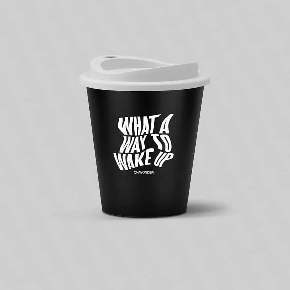 Buy Online Oh Wonder - Travel Coffee Cup