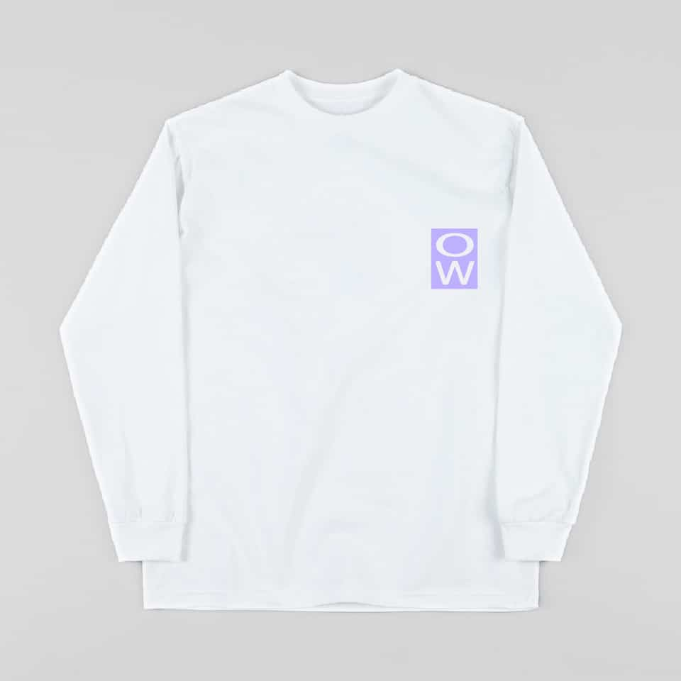 Buy Online Oh Wonder - Hallelujah Long Sleeve T-Shirt