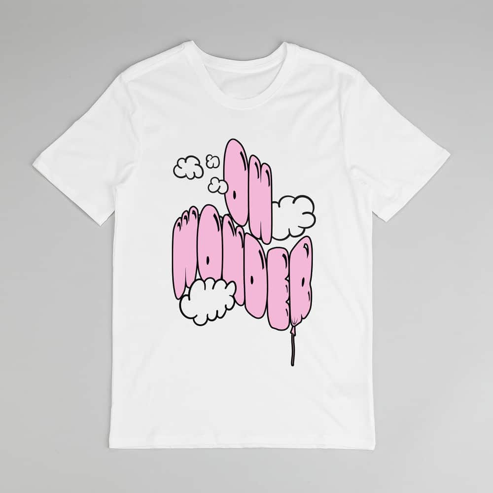 Buy Online Oh Wonder - Balloon T-Shirt