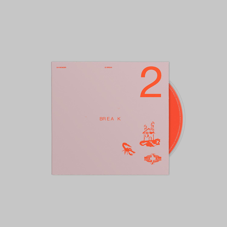 Limited Edition '22 Break' CD