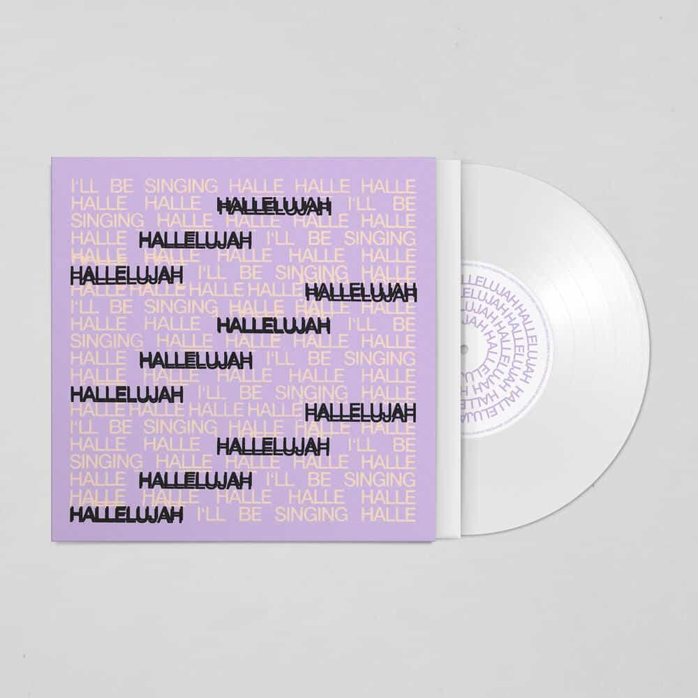 Buy Online Oh Wonder - Hallelujah White + Art Card (Signed)
