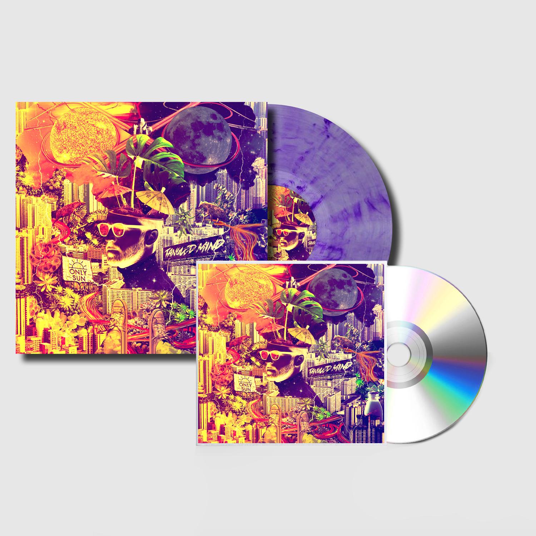Buy Online Only Sun - Tangled Mind CD + Vinyl