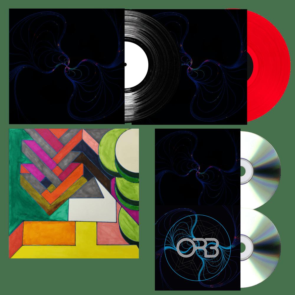 Buy Online The ORB - Deluxe Bundle inc. Exclusive Art Print