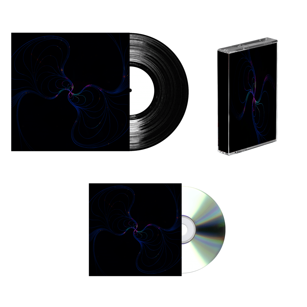 Buy Online The ORB - CD, LP  & Cassette Bundle