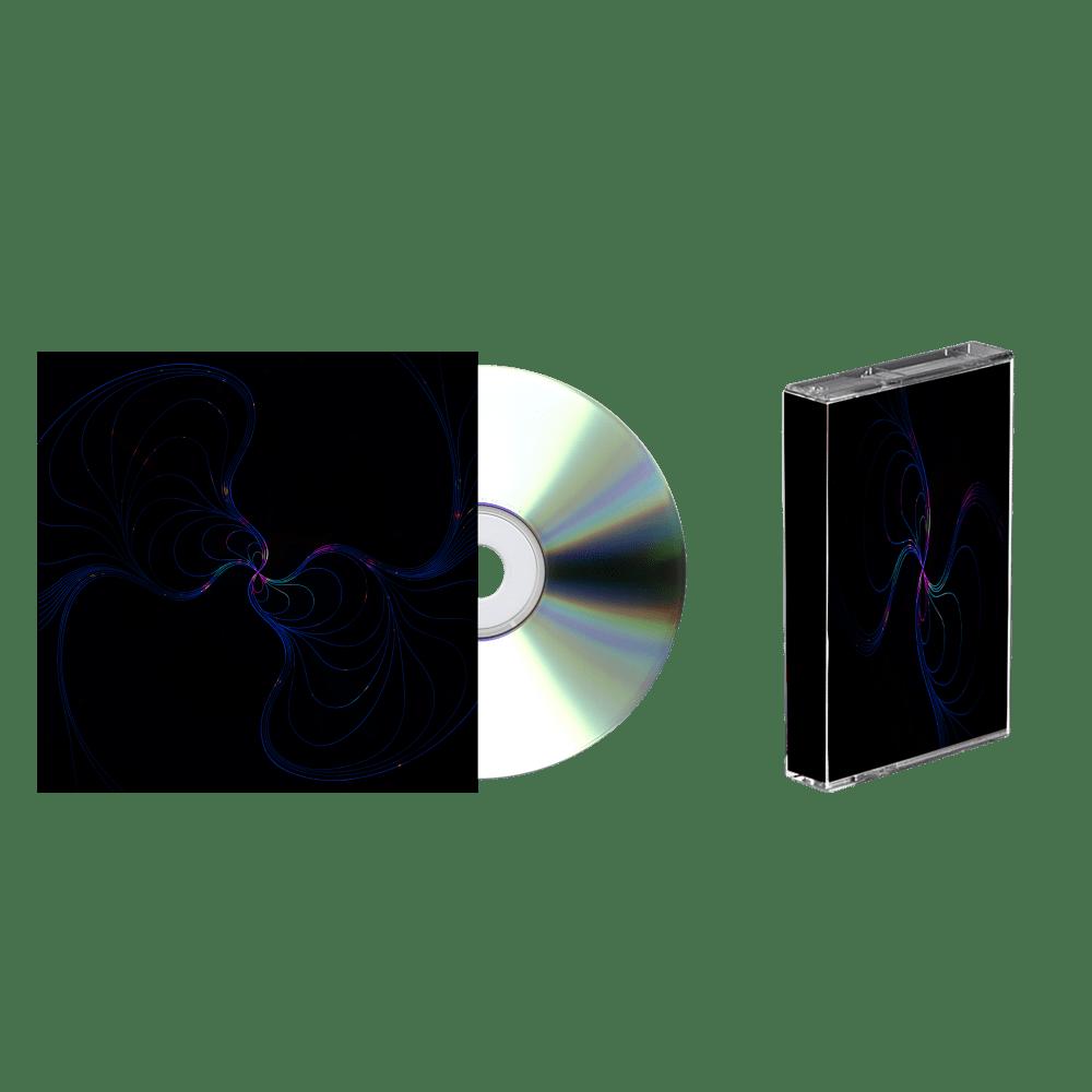 Buy Online The ORB - CD & Cassette Bundle
