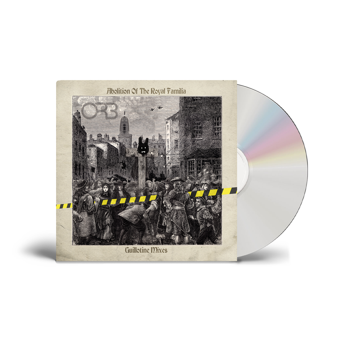 Buy Online The Orb - Abolition Of The Royal Familia - Guillotine Mixes