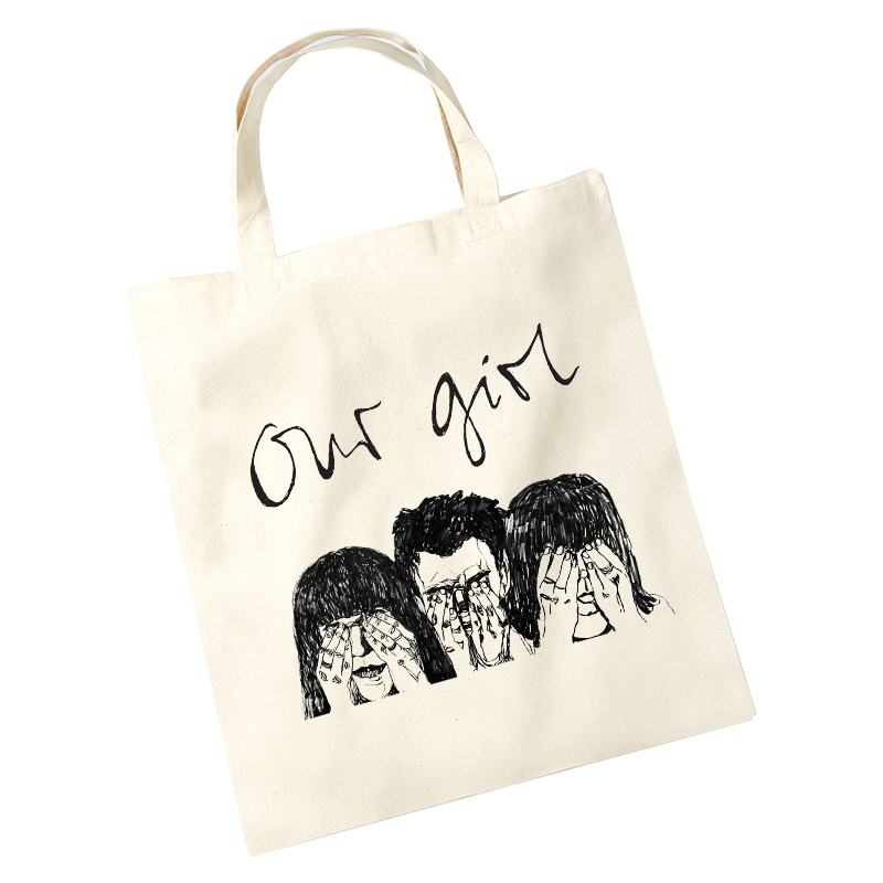 Buy Online Our Girl - Tote Bag