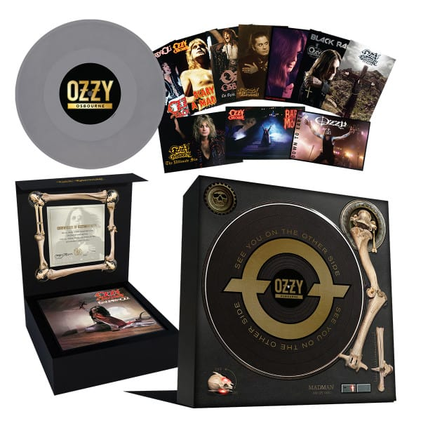 Buy Online Ozzy Osbourne - See You On The Other Side Vinyl Boxset