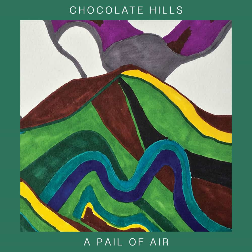 Buy Online Chocolate Hills - A Pail of Air