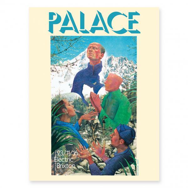 Buy Online Palace - Palace A3 Art Print