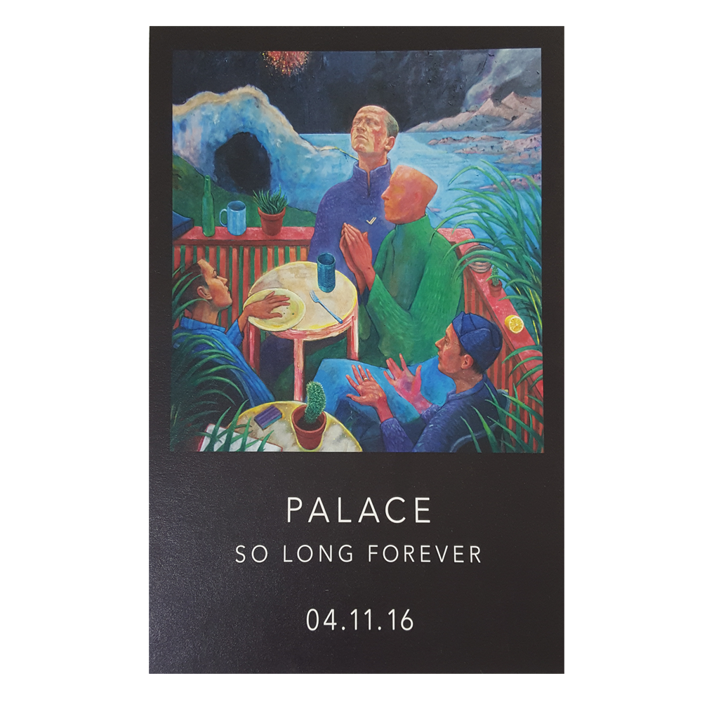 Buy Online Palace - A4 So Long Forever Print