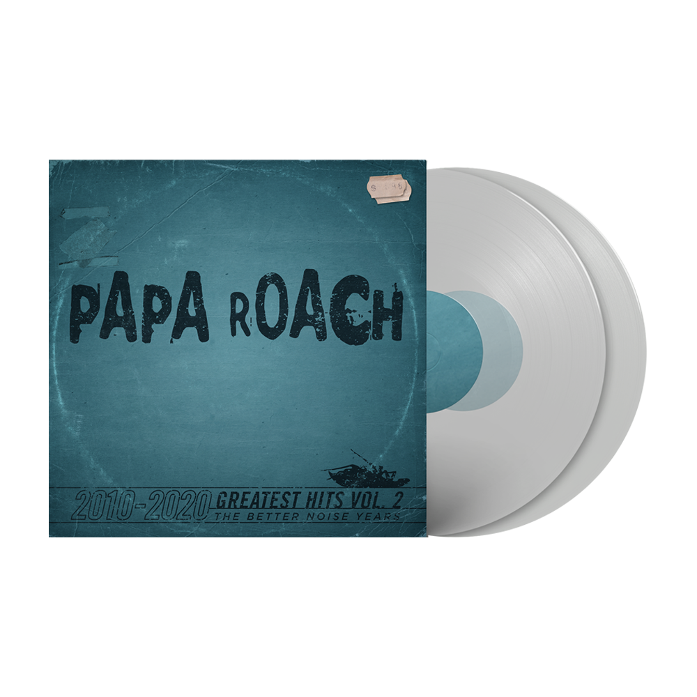 Buy Online Papa Roach - Greatest Hits Vol. 2: The Better Noise Years