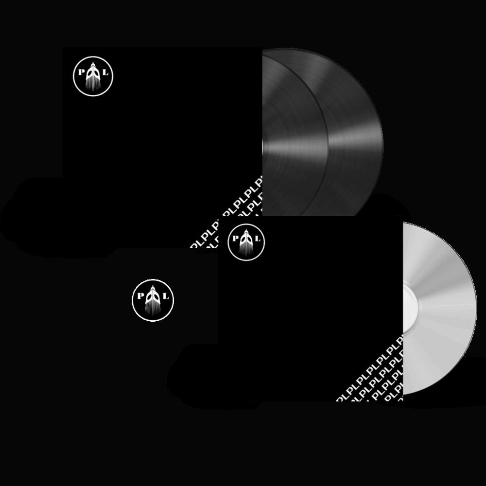 Buy Online Paranoid London - PL CD + Double Vinyl (Includes Pin)