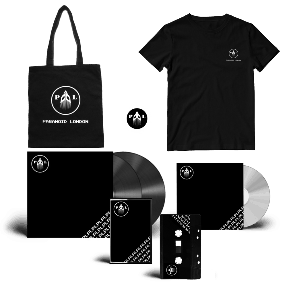 Buy Online Paranoid London - PL Deluxe Bundle