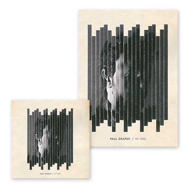 Buy Online Paul Draper - EP ONE CD + Signed A3 Art Print