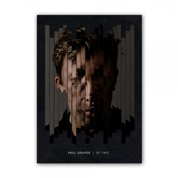 Buy Online Paul Draper - EP TWO A3 Art Print (Signed, Limited Edition)