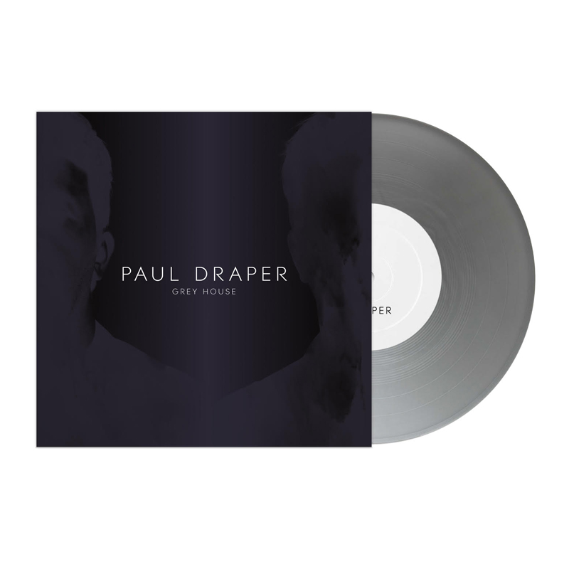 Buy Online Paul Draper - Grey House 7-Inch Vinyl (Silver Vinyl)
