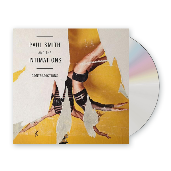 Buy Online Paul Smith And The Intimations - Contradictions CD Album (Signed) w/ Download