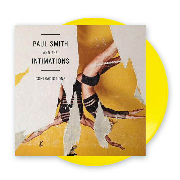 Buy Online Paul Smith And The Intimations - Contradictions Yellow Vinyl LP (Signed) w/ Download