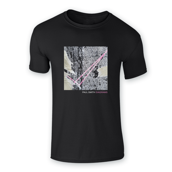 Buy Online Paul Smith - Diagrams T-Shirt