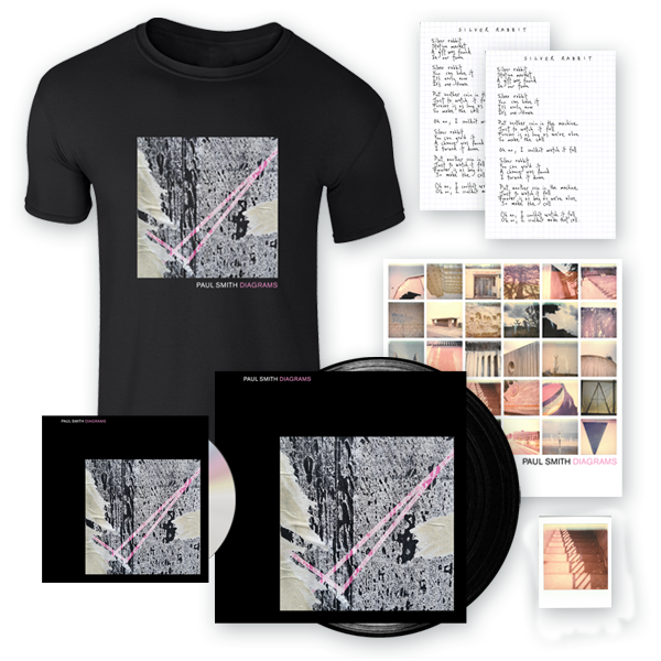 Buy Online Paul Smith - Diagrams Super Deluxe Bundle (Signed)