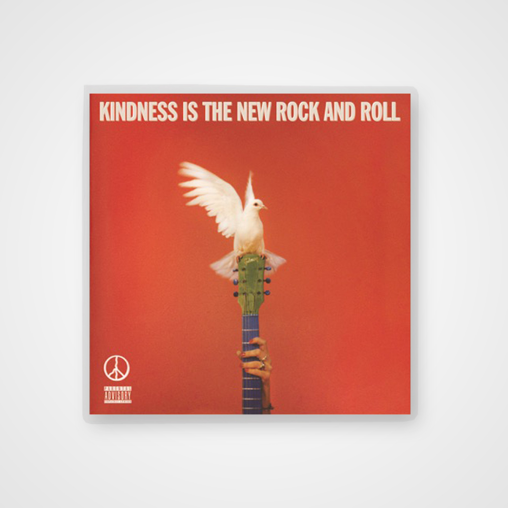 Buy Online Peace - Kindness Is The New Rock And Roll (Signed)