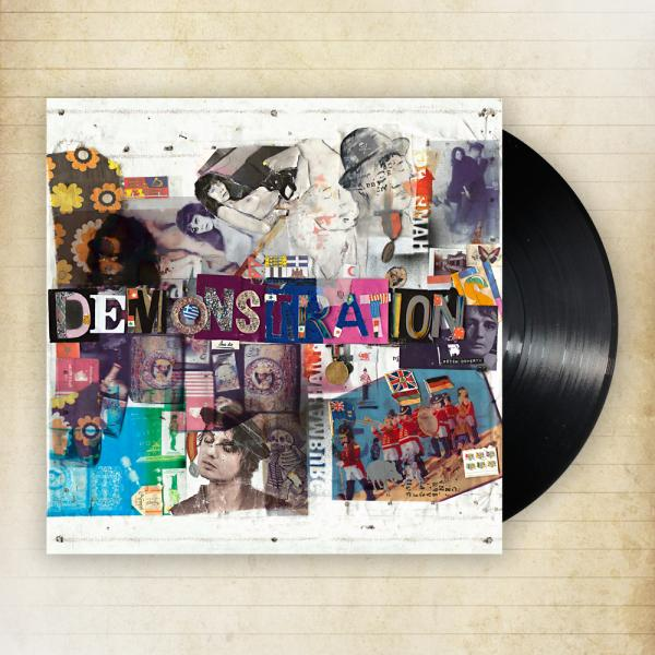 Hamburg Demonstrations Heavyweight Vinyl LP