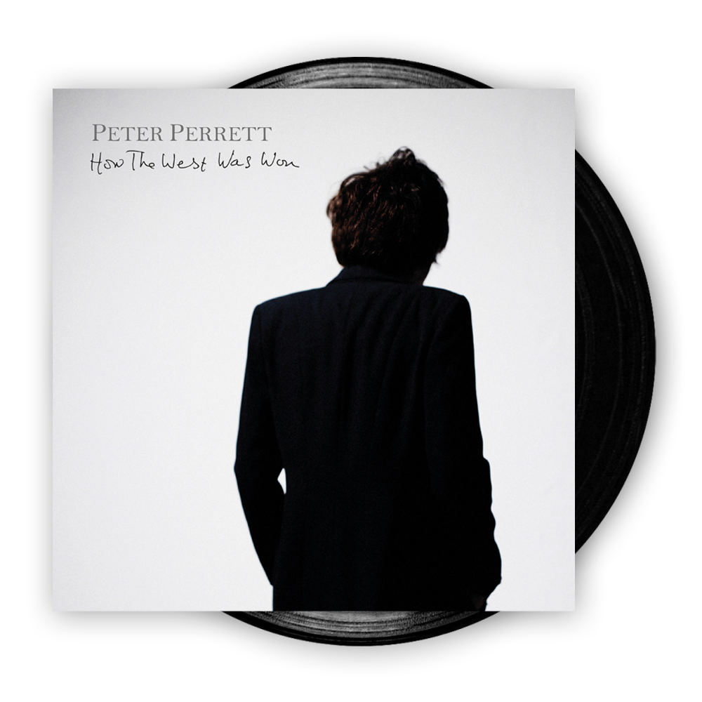 Buy Online Peter Perrett - How The West Was Won Vinyl LP