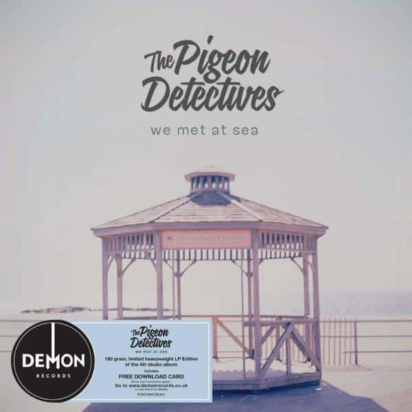 Buy Online The Pigeon Detectives - We Met At Sea