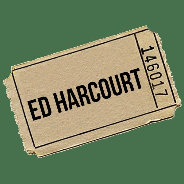 Buy Online Ed Harcourt - Gig Ticket
